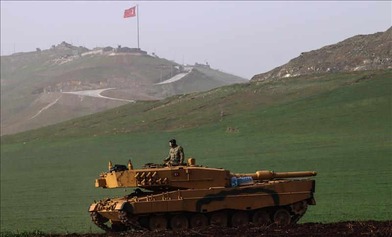 10 Jawaban Erdogan atas Pertanyaan Operasi Militer di Suriah