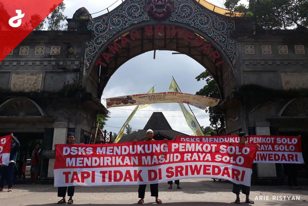 Berencana Bangun Masjid di Lahan Warga, DSKS Minta Pemkot Surakarta Hormati Putusan MA