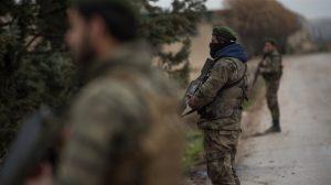 Operasi Militer Turki atas PYD Memasuki Provinsi Aleppo