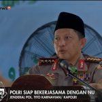 Tanggapi Pernyataan Kapolri, Ansharusyariah: Ini Politik Belah Bambu