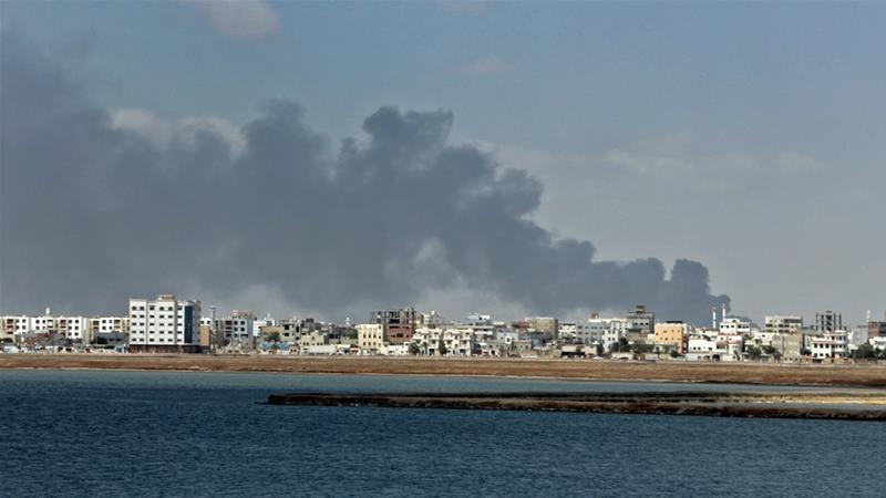 Jet tempur UAE Dukung Serangan Separatis Selatan Rebut Markas Militer Yaman di Aden
