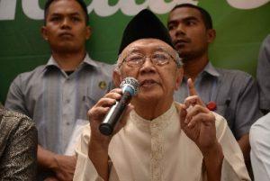 MK Ketok Palu, Gus Sholah Minta Pendukung Dua Kubu Setop Ketegangan