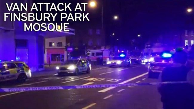 Penabrak Jamaah Shalat di Inggris Divonis Bersalah, Jaksa: Ini Tindakan Terorisme