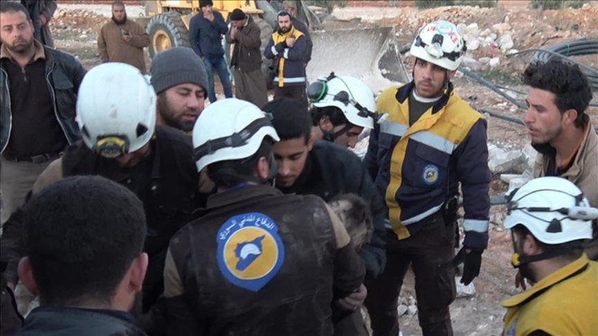 White Helmets: 2.990 Serangan Udara, 4.000 Lebih Terluka dan 1.252 Warga Tewas