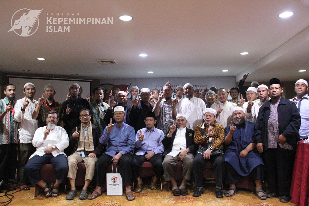 Jamaah Ansharusy Syariah Sukses Menggelar Seminar Kepemimpinan Islam