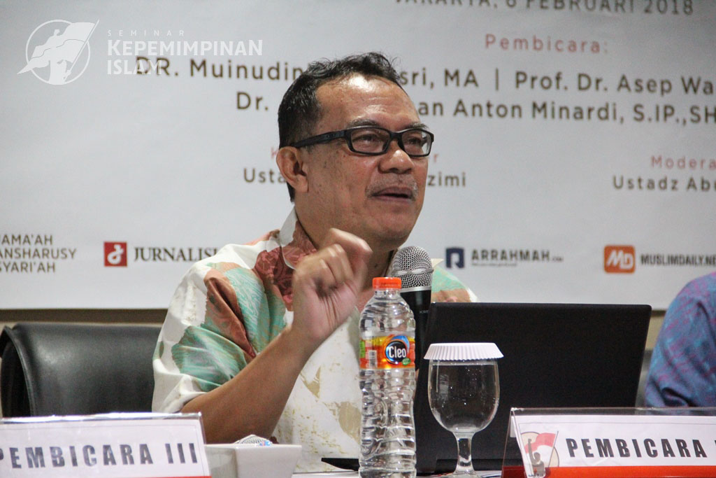 Asep Warlan : Gedung Dakwah Bukti Keseriusan ANNAS Tolak Syiah