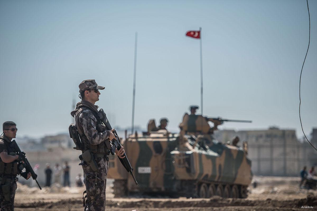 Operasi Militer Turki di Suriah: Belum Ada Warga Sipil yang Tewas dan Terluka