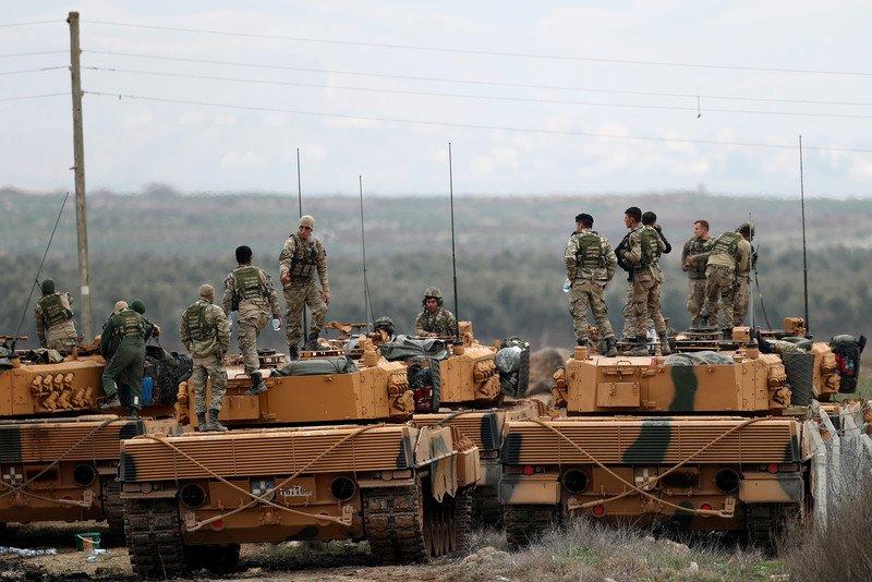 Lagi, Armada Perang Turki Bebaskan 6 Desa dan 1 Kota di Provinsi Afrin