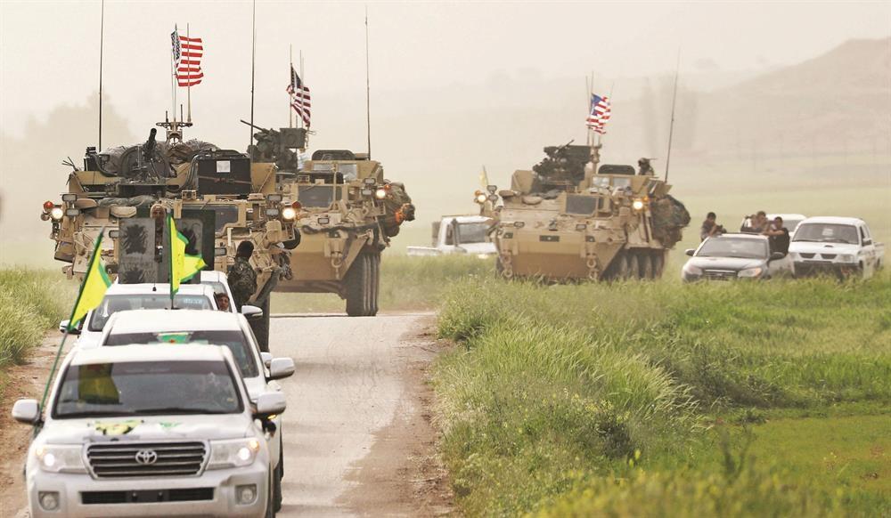 Moskow: Amerika Ingin Suriah Bubar