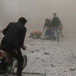 Rezim Syiah Assad Bunuh 75 Warga Sipil di Ghouta Timur dalam Sehari