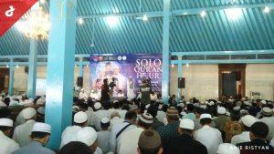 Jamaah Membludak, IBM dan DSKS Sukses Helat Solo Qur'an Tours