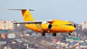 Pesawat Rusia Jatuh di Moskow, 71 Penumpang Tewas