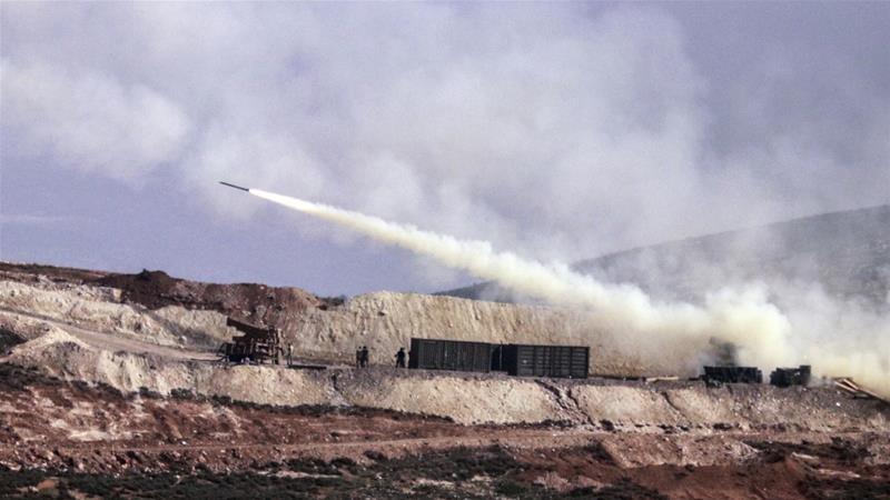Helikopter Militer Turki Ditembak Jatuh YPG di Suriah, Semua Awak Tewas