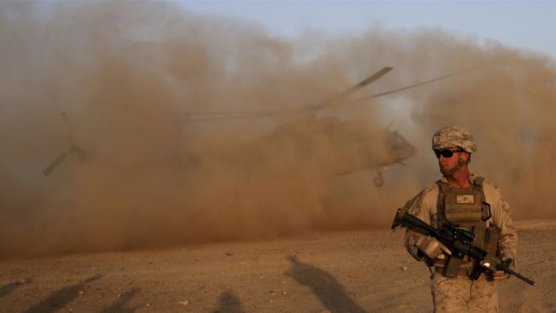 Serangan Penyusup Seorang Taliban Bunuh 16 Milisi Bentukan AS