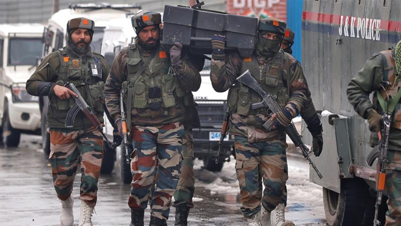 6 Tentaranya Tewas oleh Mujahidin Kashmir, India Justru Ancam Pakistan