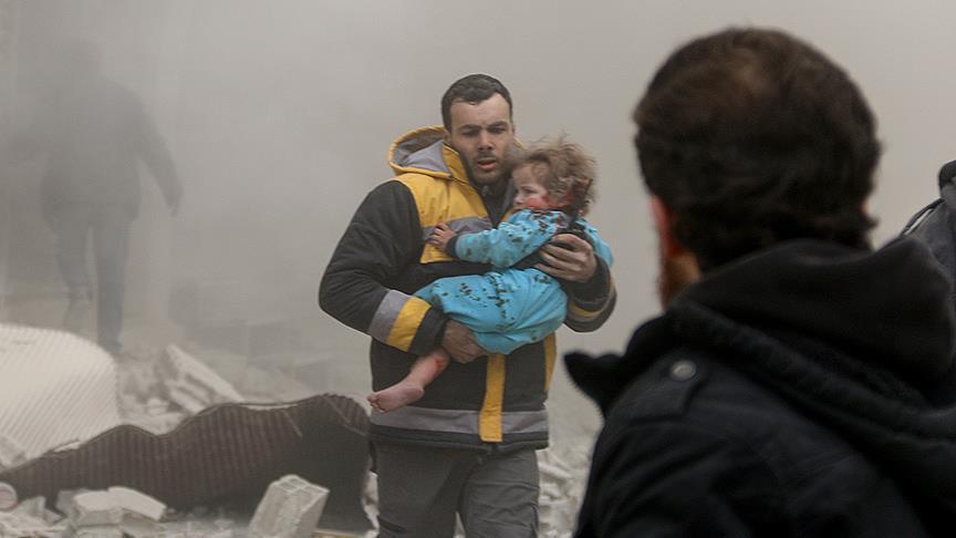 AS Tuduh Rusia dan Rezim Assad ingin Gagalkan Gencatan Senjata di Ghouta Timur