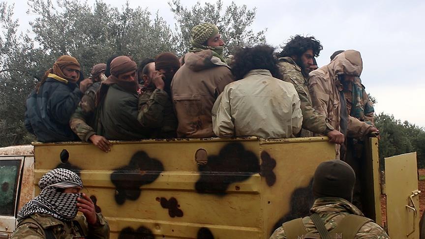 400 Anggota IS Ditangkap oleh Koalisi Faksi Jihad di Idlib