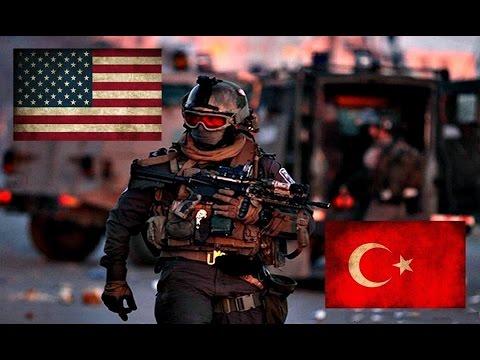 Ketika Hubungan AS dan Turki pada Titik Kritis