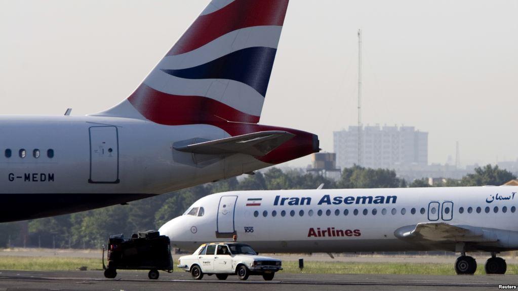 Pesawat Penumpang Iran Nabrak Gunung, Seluruh Penumpang Tewas