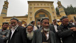 China Tolak Vonis Sanksi AS atas Diskriminasi Muslim Uighur