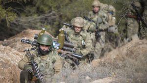 Pasukan Rezim Assad Bantu Milisi Dukungan AS Hadapi Militer Turki di Afrin