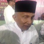 Amien Rais Ingatkan Pemerintah Jangan Diskriminasi Hukum Umat Islam