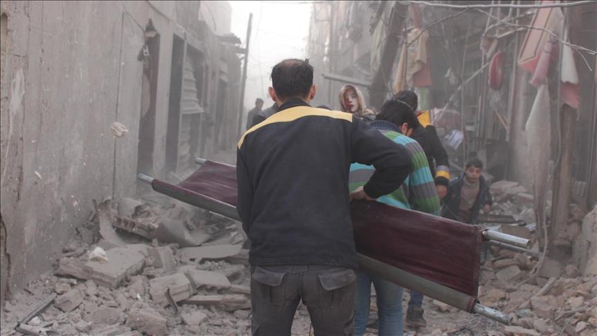 Warga Ghouta: Sejak PBB Umumkan Gencatan Senjata, Belum ada Bantuan Kemanusian Hadir