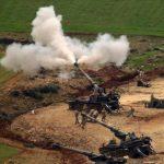 Armada Perang Turki Gempur Konvoi Pasukan Rezim Assad di Afrin dengan Artileri