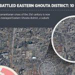 Inilah Ghouta Timur, Wilayah Krisis Kemanusian Terburuk Abad 21 yang Masih Berlangsung (Infografik)