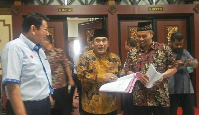 Resmi Ditutup Sementara, PT RUM Akan Datangkan Alat Untuk Atasi Limbah Bau 1 Tahun Lagi.