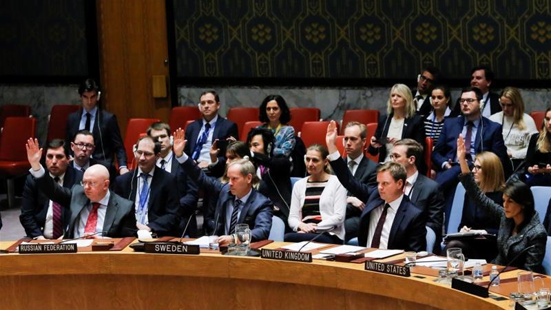 DK PBB Akhirnya Keluarkan Resolusi Gencatan Senjata 30 Hari di Suriah