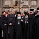 Gara-gara Pajak Israel, Para Pemimpin Gereja Tutup Gereja Paling Bersejarah di Dunia