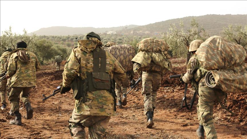 Lagi, Armada Perang Turki Bebaskan 8 Desa dari Milisi Dukungan AS di Afrin