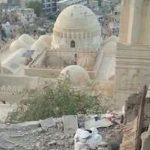 Masjid Bersejarah Abad ke 8 Dibombardir Syiah Houthi Yaman dengan Artileri