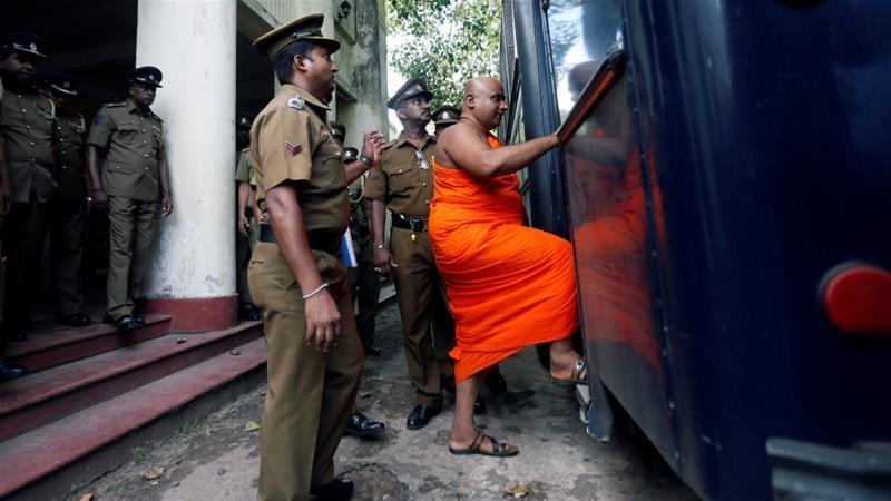 Massa Buddha Serang Masjid di Srilangka Timur, Sejumlah Umat Muslim Terluka