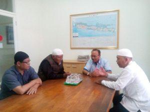 Masih Beraktivitas Pasca Ditutup, LUIS Sambangi PT RUM