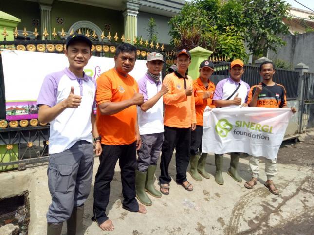 RBC Sinergi Foundation Buka Layanan Kesehatan untuk Korban Banjir Bandung Selatan