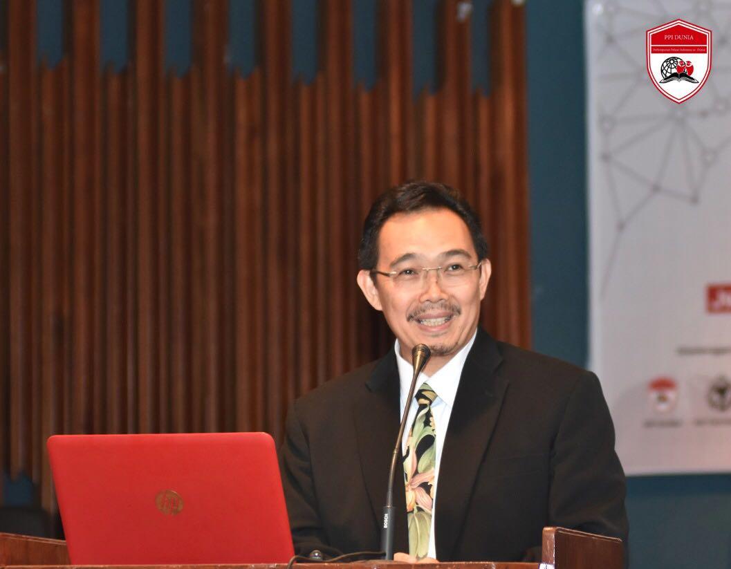 Dr. Syafi'i Antonio : Indonesia Memiliki Potensi Bagus Dalam Keuangan Syariah