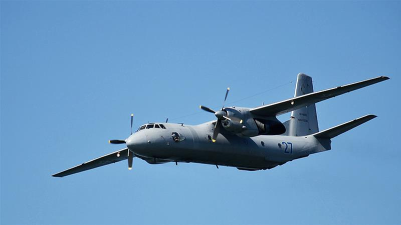 Pesawat Tempur Rusia jatuh di Suriah, 39 Tentara Tewas Seketika