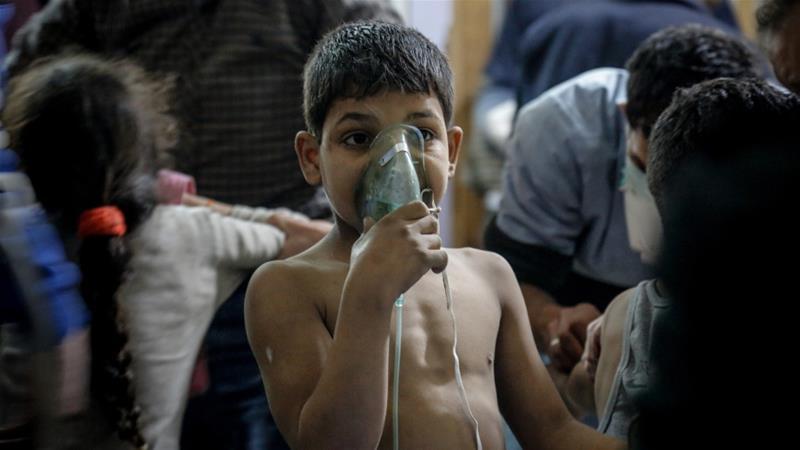 Perancis akan Intervensi Militer ke Suriah Jika Serangan Senjata Kimia Assad Terbukti