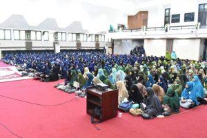 Forum Muslimah Dakwah Kampus Indonesia Luncurkan Gerakan Donasi 5000