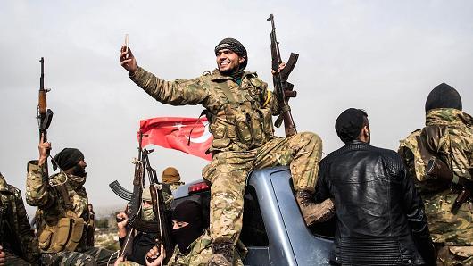 Liga Arab Serukan Ankara Hentikan Operasi Militer di Suriah, Begini Kata Turki