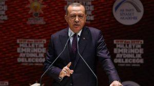 Erdogan: Hai NATO, Kapan Anda Datang ke Suriah dan Berada di Pihak Kita?