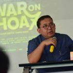 Fadli Zon Tanggapi 'Jika di Jateng Radar Bogor Bisa Rata dengan Tanah'