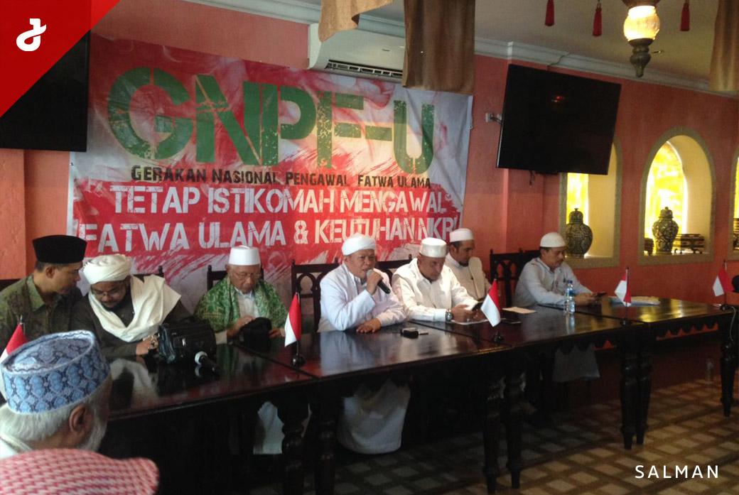 Bulan Depan, GNPF Ulama Akan Gelar Kongres Umat Islam