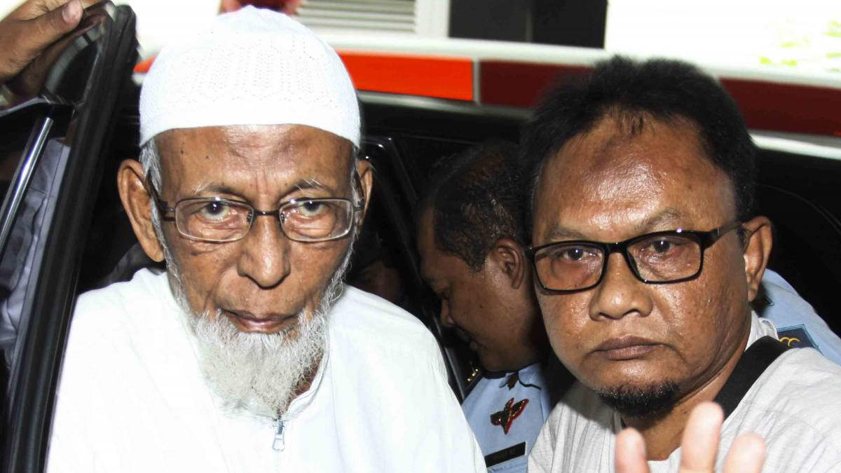 Munarman Desak Presiden Segera Bebaskan Ustadz Abu Bakar Ba'asyir