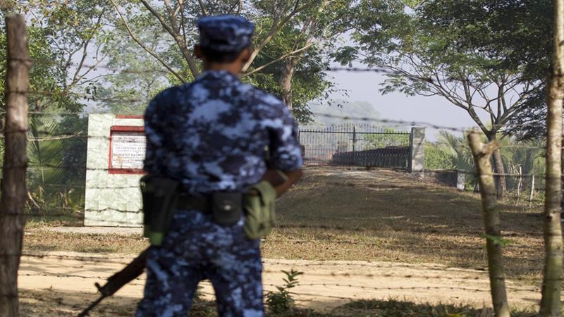 Myanmar Dirikan Pangkalan Militer di Desa Terjadinya Pembantaian