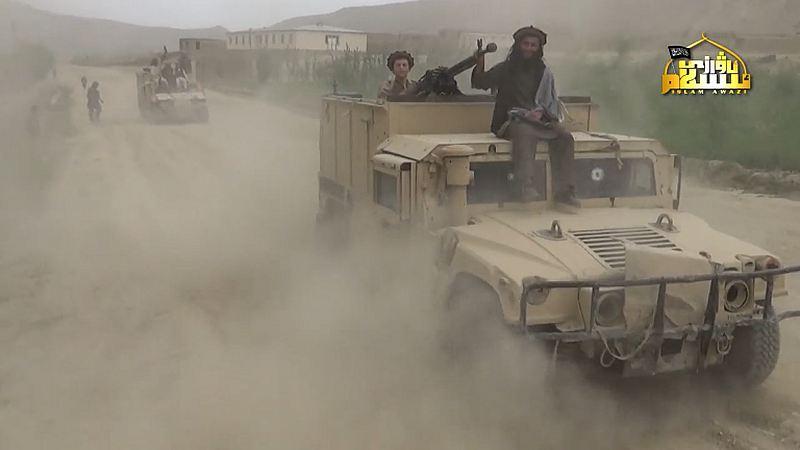 Faksi Jihad Uighur Gelar Operasi Militer Bersama Taliban