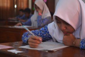 SMP Muhammadiyah PK Kottabarat Duduki Peringkat Pertama Latunas