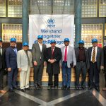 Dorong Penyelesaian Konflik, Delegasi PKS Kunjungi Kantor UNHCR di Jenewa